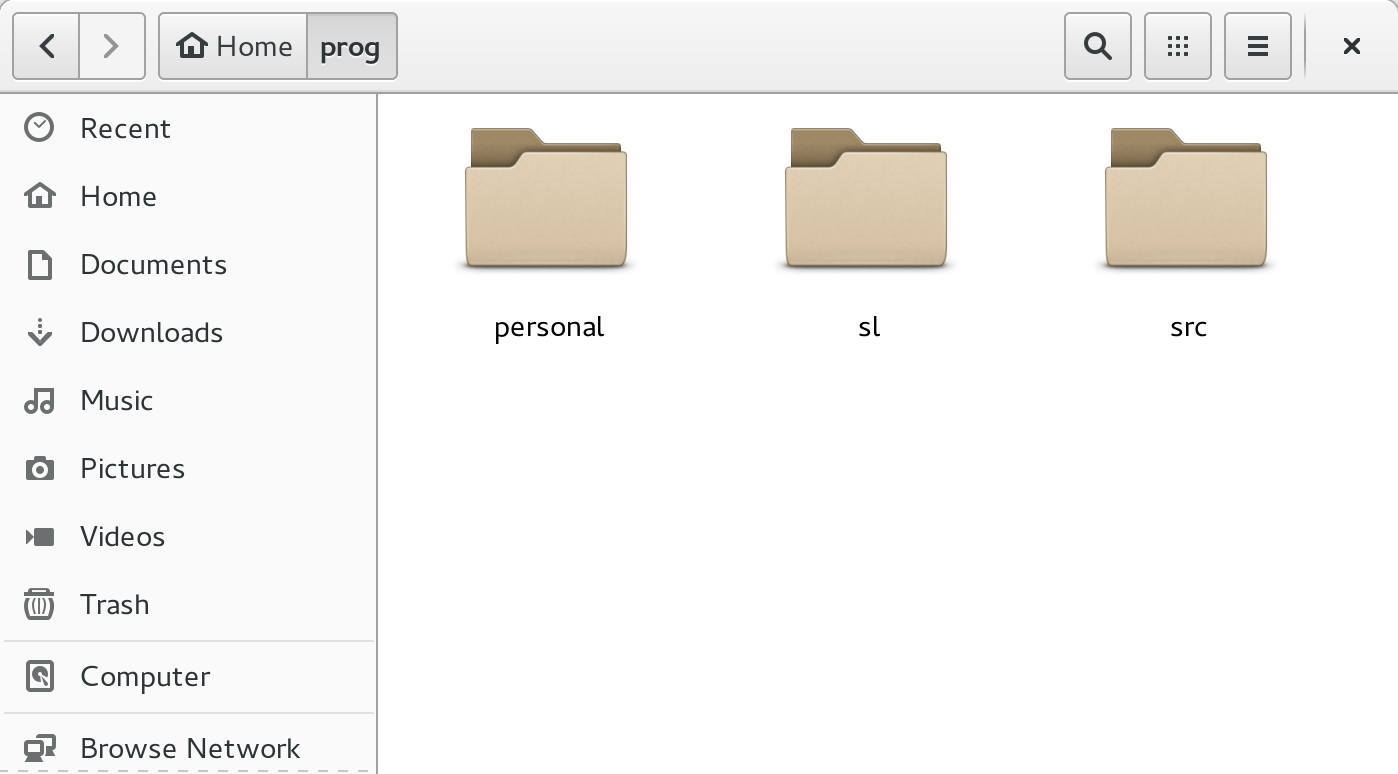 GNOME 3 file viewer